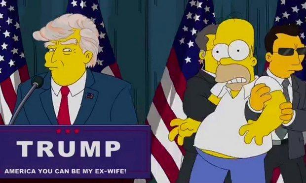 Donald Trump presidente (Foto: Divulgação)