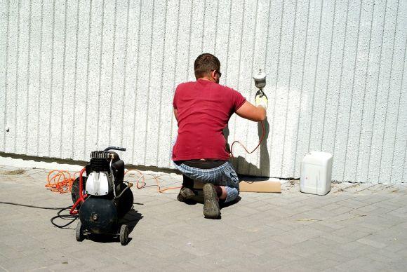 Curso de Pintor na Cagece (Foto Ilustrativa)