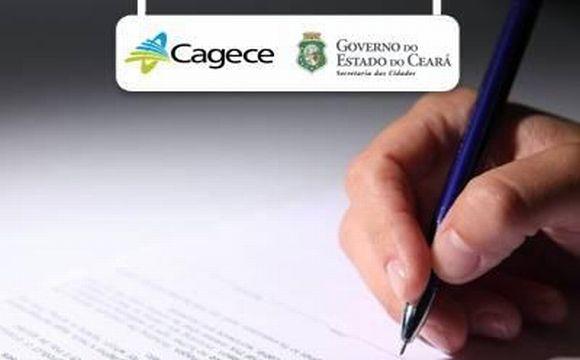 Cagece cursos profissionalizantes 2017 (Foto: Reprodução Cagece)