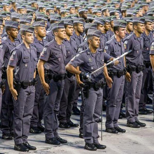 Concursos Polícia Militar de São Paulo 2017 (Foto: Divulgação PM-SP)