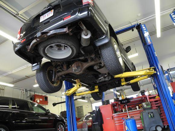 O Senai tem cursos na área de mecânica automotiva (Foto Ilustrativa)