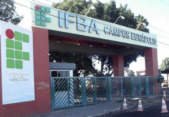 O Instituto Federal possui unidades em várias cidades baianas (Foto: Reprodução IFBA)