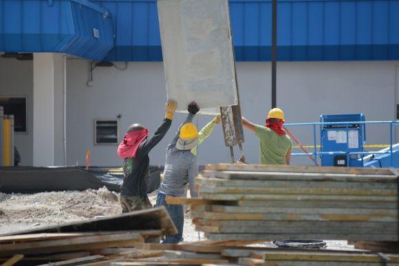 A instituição oferece várias qualificações na área de construção civil (Foto Ilustrativa)