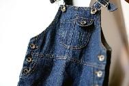 Macacão Jeans Feminino Sawary 32