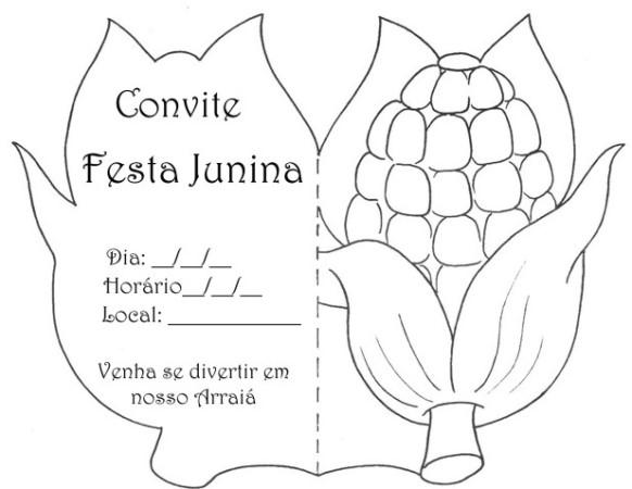 decoracao festa junina educacao infantil:Atividades de festa junina para educação infantil 13