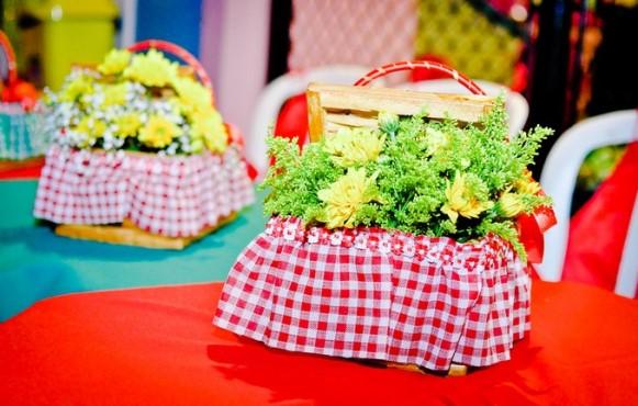 Enfeites de Mesa para Festa Junina MundodasTribos u2013 Todas as tribos em umúnico lugar  -> Enfeites Mesa Aniversario Festa Junina