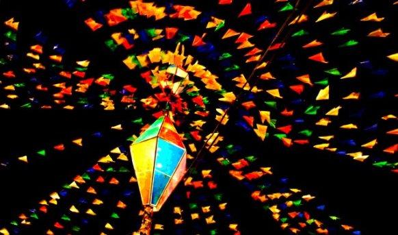 decoracao alternativa para festa junina:Festa de São João Decoração. (Foto: Divulgação)