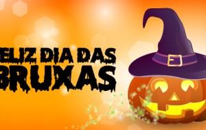 Dia das Bruxas – Halloween 31 de Outubro