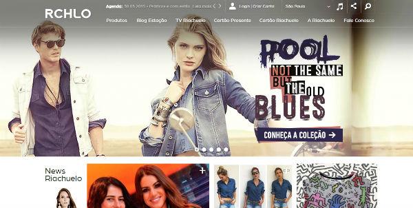 site riachuelo
