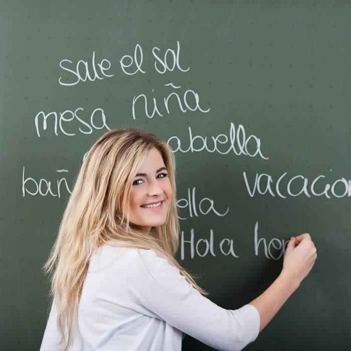 Curso de Espanhol pela Internet, Como Fazer