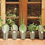 229507 criatividaade na hora de fazer uma horta 150x150 Decoração Barata e Criativa para Ambientes