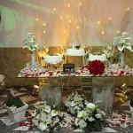 236820 casamento7 150x150 Decoração de Mesa de Casamento   Fotos