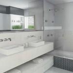 237998 banheiros2 150x150 Banheiros Decorados com Porcelanato