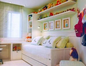 Dicas de decoração para quartos femininos infantis