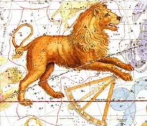 Signos que combinam com leão