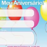 24319 convite de aniversario fotos 3 150x150 Convites de aniversário – Fotos