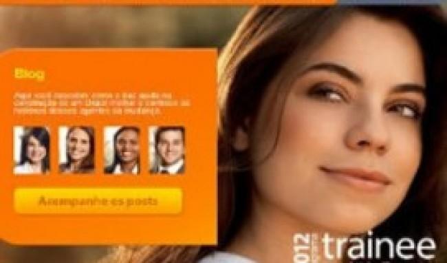 Inscrições para o Programa Trainees Itaú 2012