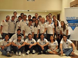 Programa Trainee Ambev 2012