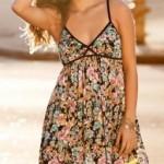 244769 vestidos floridos verão 2012 194x300 150x150 Tendências de Vestidos para Verão 2012