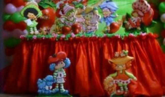 Decoraç u00e3o De Festa Com TNT -> Decoração Com Tnt Para Festas
