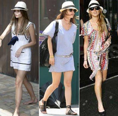 13ee0a8694bf5 Usar chapéu já virou um hábito entre as brasileiras para se proteger do  sol