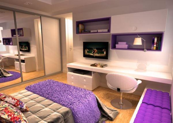 Decora o de quarto fotos - Fotos de lofts decorados ...