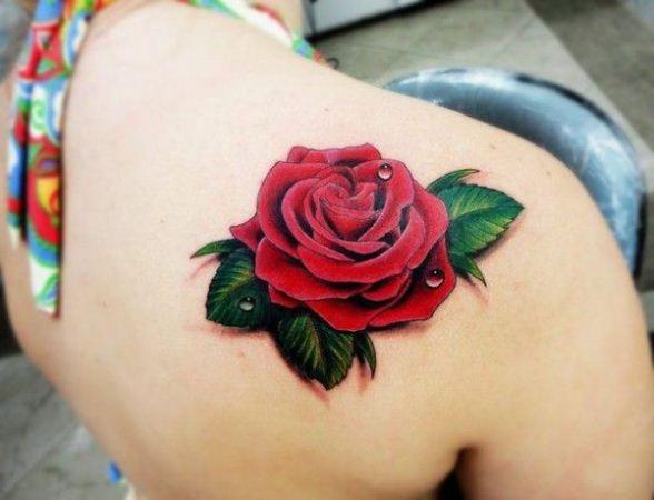 Pintura ou tatoo nas gostosas - 4 8