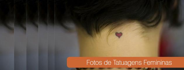 Tatuagens femininas: Galeria com as melhores fotos (Foto: Divulgação)
