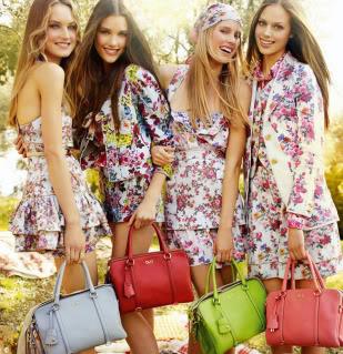 260547 Dolce Gabbana idealiza uma primavera 2011 internacional repleta de flores DomC3ADnio da Moda Fonte Fashion Gone Rogue Tendências da Moda, Primavera verão 2012