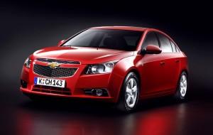 O Chevrolet Cruze está Chegando!