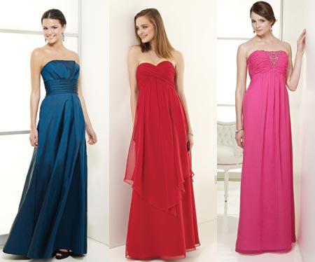 262660 madrinha noite Vestidos para madrinhas de casamento: moda 2013