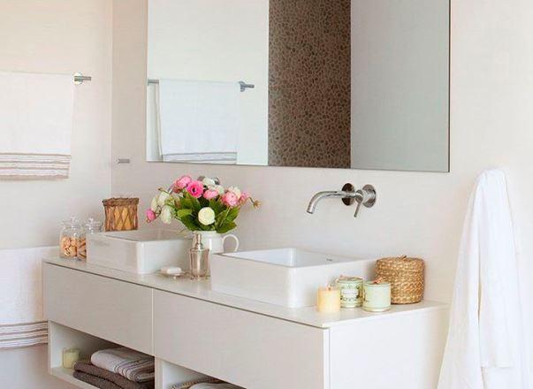 Banheiros decorados fotos mundodastribos todas as for Imagenes de estanques decorados