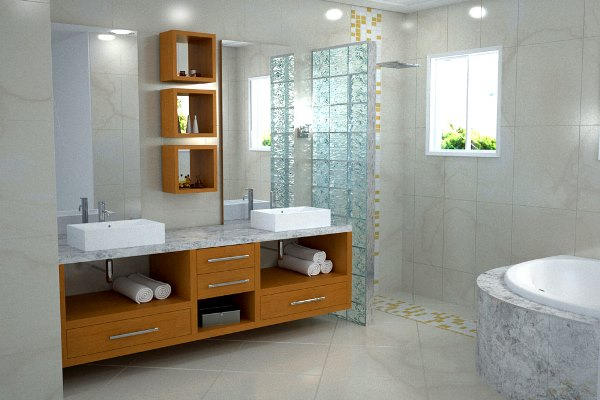 Banheiros decorados Fotos  MundodasTribos – Todas as tribos em um único lugar -> Banheiro Decorados Fotos