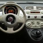 268048 fiat 500 interno 150x150 Novo Fiat 500: Preços, Informações e Itens de Série