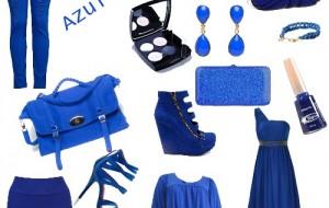 Cor Azul Klein: Tendência na Primavera-verão 2012