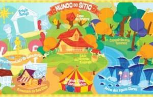 Site Mundo Sítio: Jogos Educativos, Biblioteca