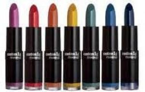 Maquiagem colorida para o verão 2012