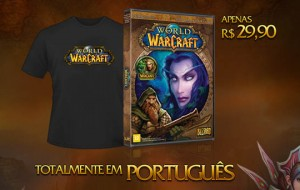 Blizzard inicia pré-venda de World of Warcraft brasileiro