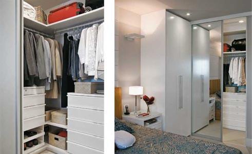 Saiba como escolher guarda roupa ideal para o quarto for Mobilia zaccaro