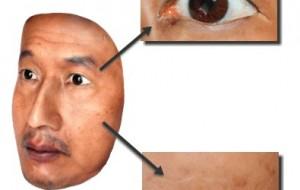 Japoneses criam impressora de rostos em 3D