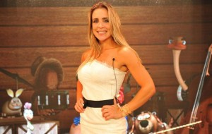 Joana Machado quer se tornar apresentadora de programa esportivo
