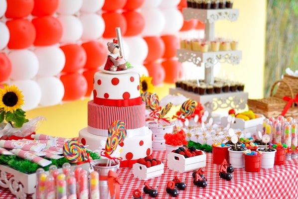 decoracao alternativa para festa infantil : decoracao alternativa para festa infantil:Dicas para decoração de festas 20