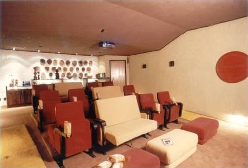 Aprenda a montar uma sala de cinema em casa - Sala cinema in casa ...