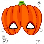 294799 mascara16 150x150 Máscaras de Halloween para colorir
