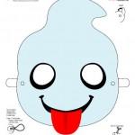 294799 mascara17 150x150 Máscaras de Halloween para colorir