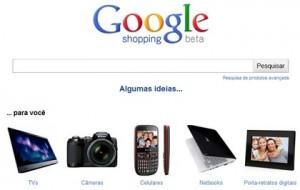 Google Shopping é lançado no Brasil