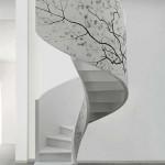 297579 escada espriral 150x150 Descubra maneiras criativas de decorar as escadas
