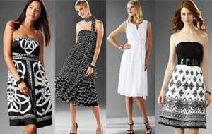 Branco e Preto – Dicas e Looks