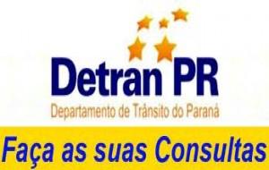 Detran PR: multas e consultas