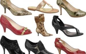 Conheça os calçados Beira Rio verão 2012